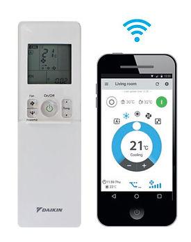 Air conditoning control app
