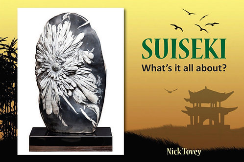 Suiseki  - What's it all about? by Nick Tovey