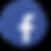 Facebook round logo