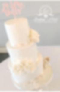 Lyndsay Marie Cake Designs - White Cake