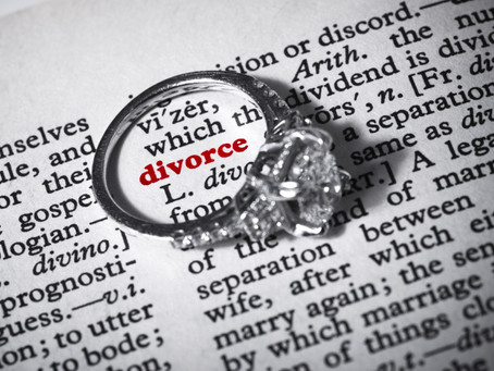 Divorce or Not to Divorce? that is the Question...
