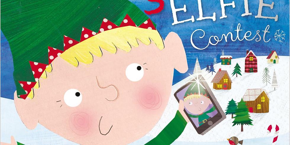 A Christmas Elfie Contest