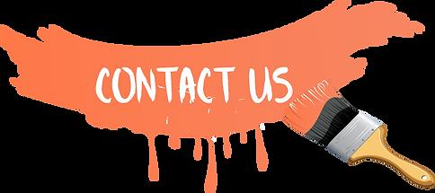 Contact Us orange paint