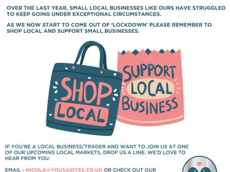 Support Small & Local