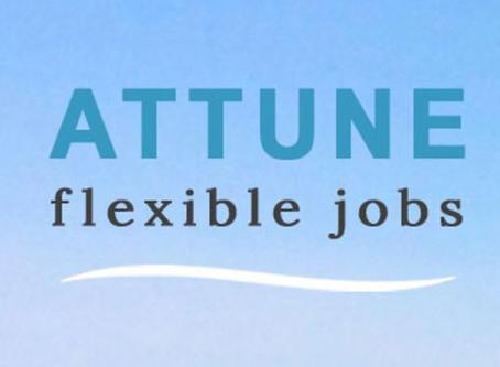 Attune Flexible jobs