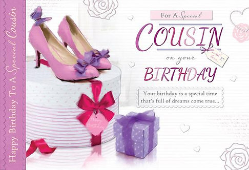 For A Special Cousin