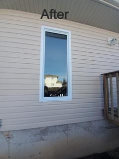New Window Install - Outside