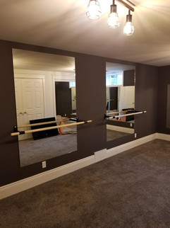 Dance Room Mirrors