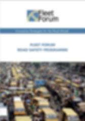Fleet Forum Road Safety Programme
