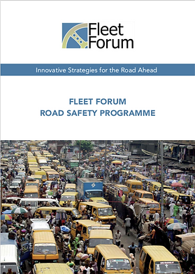 Fleet Forum Road Safety Programme