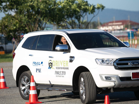 Thailand to host the 1st Driver Recognition Programme Finals Southeast Asia