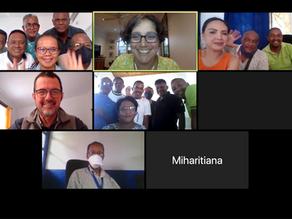 CRS Madagascar montre comment déployer la formation de la bonne manière