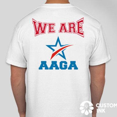 AAGA We Are T-Shirt