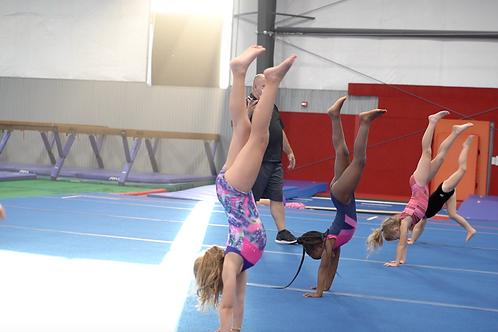 School-age Gymnastics