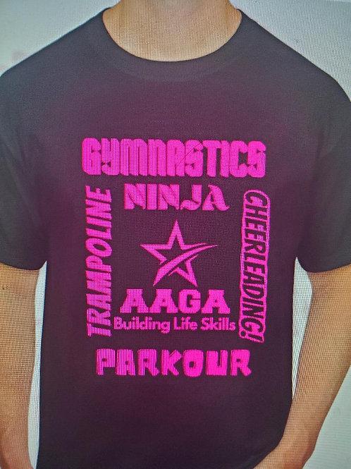AAGA T shirt program