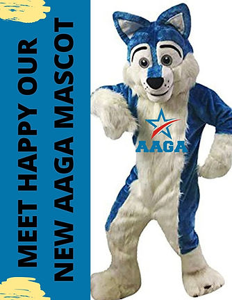 Happy the Mascot Poster