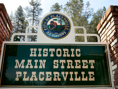 """""""Old Hangtown"""" Discards Noose from City Logo"""