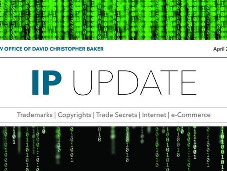 IP Update - April 2021 Edition