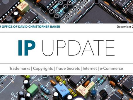 IP Update - December 2020 Edition