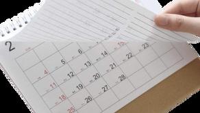 Upcoming Omnibus Fieldwork Dates
