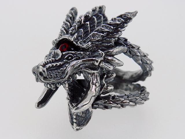 ドラゴンシルバーリング