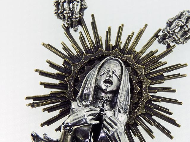 ゲルダ、女神のペンダント2
