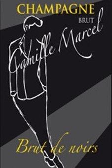 Champagne Camille-Marcel | Brut de Noirs 7.5 dl