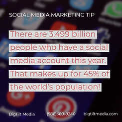business tip, business advice, social media statistic,