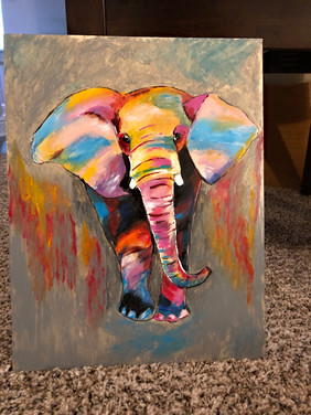 Color me Elephant