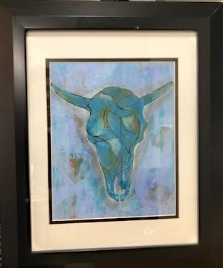 Blue longhorn
