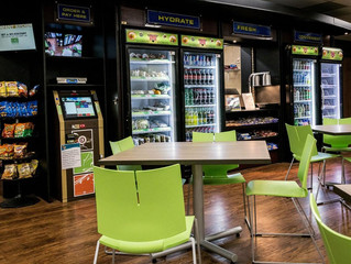 Enterprise Displays helps propel Accent Food Services