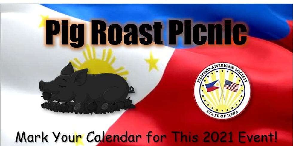 Pig Roast Picnic