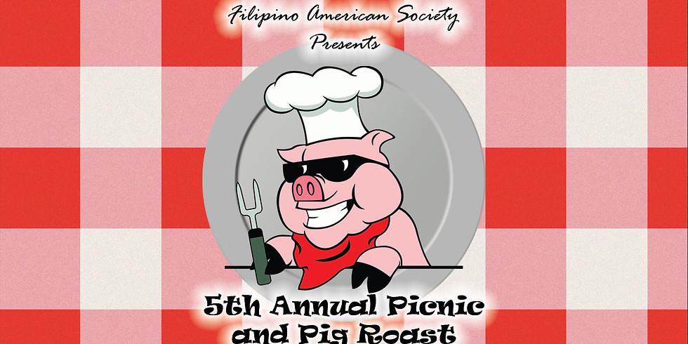 5th Annual Picnic & Pig Roast