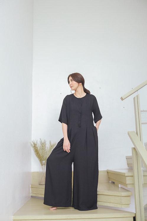 Bergamot Full-length Jumpsuit
