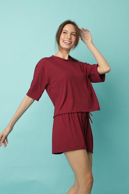Freesia Loungewear Set