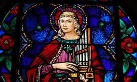 November 22 St. Cecelia's Feast day