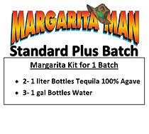 Marg Man Standard Plus Margarita Kit Str
