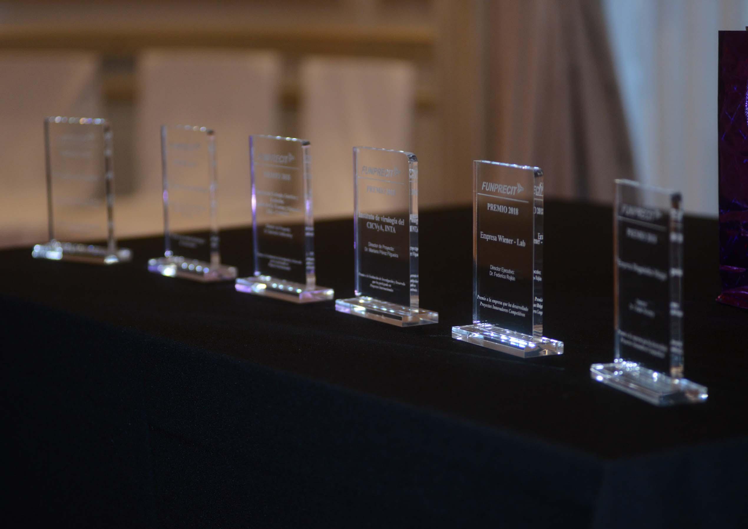 Premios Funprecit 2018