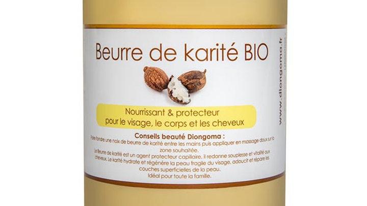 BEURRE DE KARITÉ 1000ml