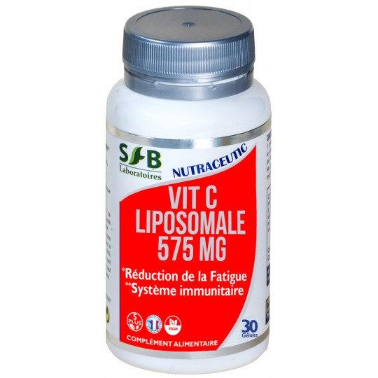 Vitamine C Activée Sous Forme Liposomale