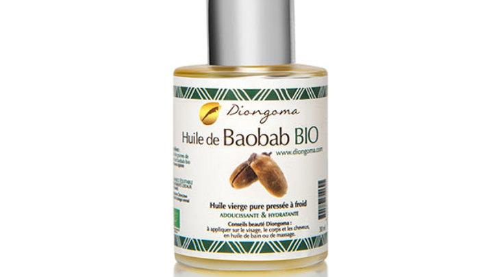 HUILE DE BAOBAB BIO 30ml