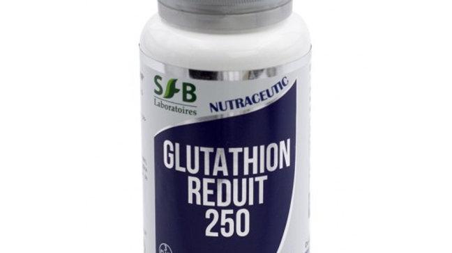 Glutathion Réduit 250 Mg
