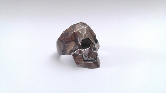 Bone Facet .925 Petit