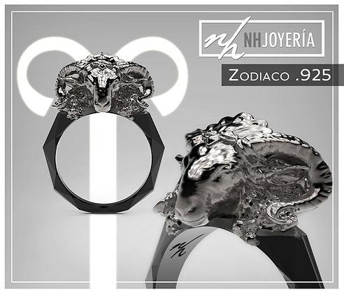 Aries - Zodiaco .925