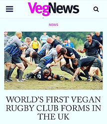 Thanks _vegnews for the coverage today,