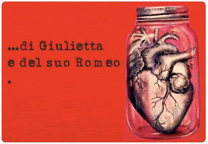 ...di Giulietta e del suo Romeo.                 Si raddoppia il cast!!!
