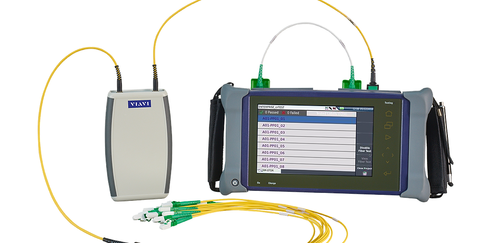 Viavi Fiber and Metro Training: Remote Connectivity Methods for T-BERD/MTS 2000 and 4000 test instruments