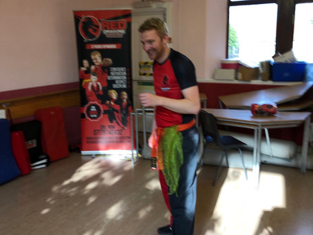 Adults Red Dragons Martial Arts Bristol Henleaze Horfield Bishopston Adult Martial Arts Adult Kickboxing