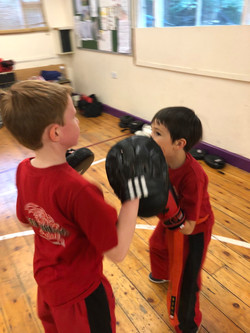 Red Dragons Martial Arts Bristol Henleaze Horfield Bishopston Childrens Martial Arts Children's Kick