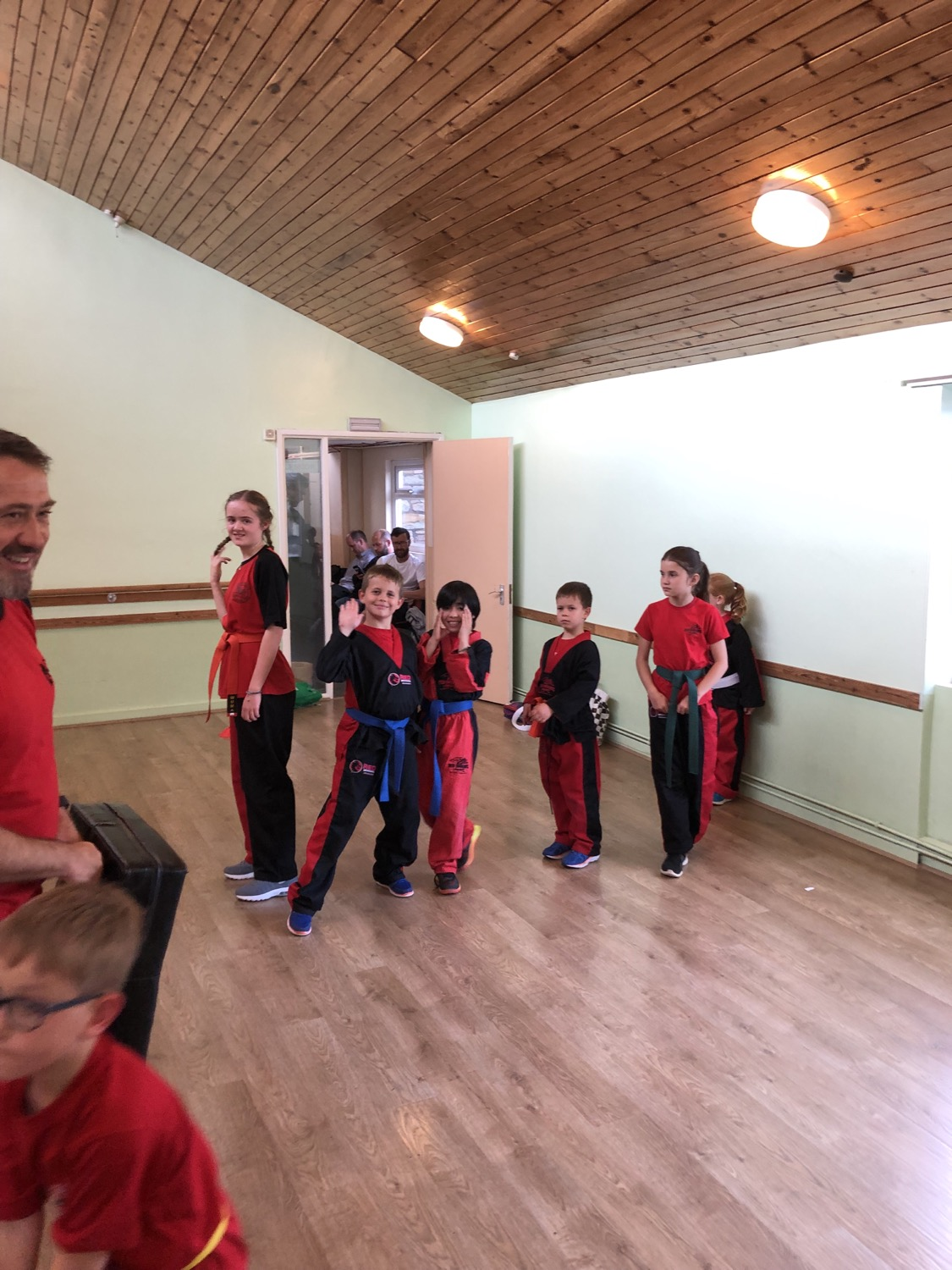 Red Dragons Martial Arts Bristol Henleaze Horfield Bishopston Childrens Martial Arts Children's Kick